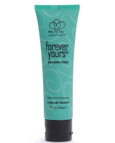 Forever Yours Prolong Creme Mint 2oz Sex Toy Product