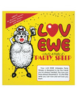 Love ewe, inflatable party sheep