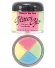 Glow in dark glitter 4 color - 2 oz Sex Toy Product