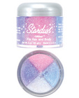 Pastel body glitter 4 color - 2 oz