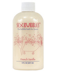 Sex bubbles - 8 oz french vanilla