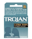 Trojan, very thin (3pack)
