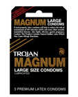 Trojan magnum (3pack) Sex Toy Product