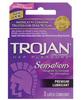 Trojan her pleasure 3-pack