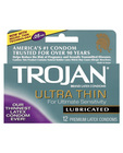 Trojan ultra thin - box of 12