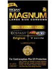 Trojan magnum gold collection combo - box of 10