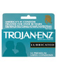 Trojan enz lubricated condoms - box of 12