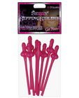 Bachelorette sexxxy sipping straws pink (10)