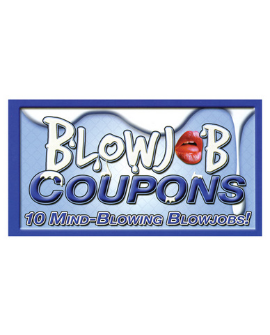 Coupons, blowjob 10 mind blowing blowjobs