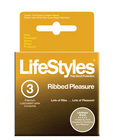 Lifestyles ribbed (3pack)