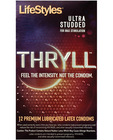 Lifestyles thryll studded -  box of 12