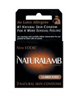 Trojan naturalamb condoms 3 pack