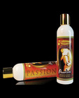 Sensuous aromatic massage oil - passion