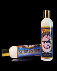 Sensuous aromatic massage oil - surrender