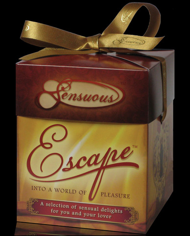 Sensuous gift box - escape