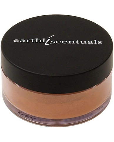 Earthly body mineral make-up - warming bronzer