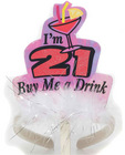 Legally 21 headband - i'm 21 buy me a drink t Sex Toy Product