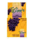 Tastees condoms, grape 3 pack