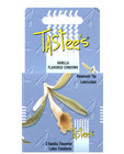 Tastees condoms, vanilla 3 pack