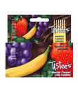 Tastees condoms assorted 12 pack