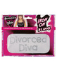 Divorced diva iron on bling