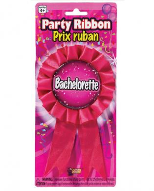 Bachelorette party ribbon Sex Toy Product