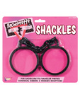 Wedding shackles-for parties bachelor or bachelorette