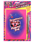 Bachelorette memory book Sex Toy Product
