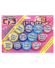 Bachelorette i.d. buttons Sex Toy Product