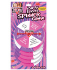 Bachelorette party outta control spinner game