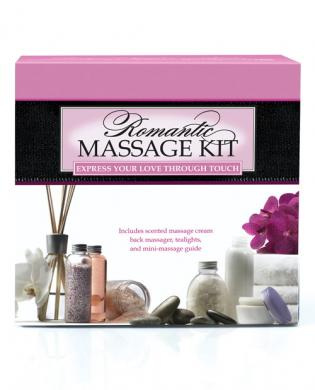 Romantic massage kit - 2nd edition