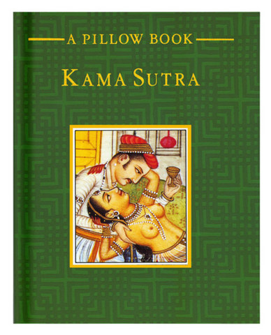 Book, kama sutra pillow book