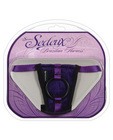 Brazilian harness - purple