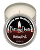 Burning desire pheromone soy massage candle - 4 oz passion fruit
