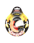 Endurance flavored condom banana, 3 pack
