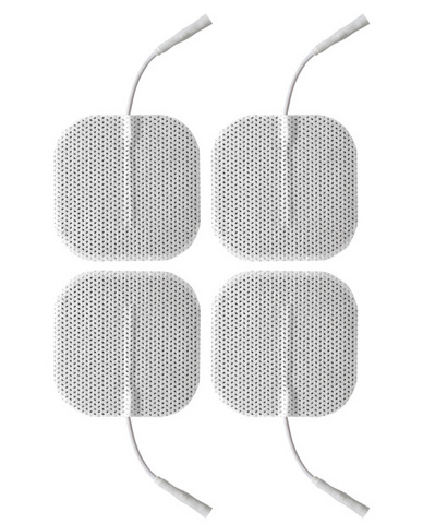 Electrastim  Love Pads Square 4 Pack Sex Toy Product