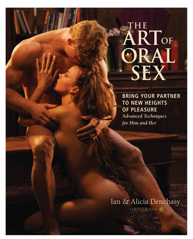 Art of oral sex book
