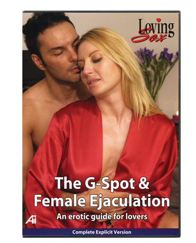 Dvd, g-spot and female ejaculation