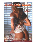 Dvd, erotic strip dance includes free dance music cd