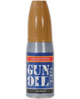 Gun oil h2o gel - 2 oz bottle