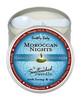 Suntouched hemp candle moroccan nights 6oz round tin