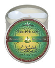 Suntouch hemp candle tropicale 6oz round tin