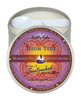 Suntouched hemp candle -  6oz round tin high tide