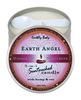 Earthly body 3 in 1 candle earth angel 6 oz round tin