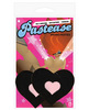 Pastease, black and pink sweety o/s