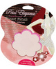 Petal elegance disposable satin nipple petal covers - pack of 10