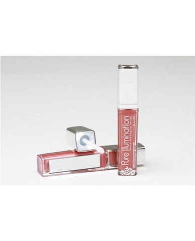 Pure illumination lip gloss - .30 oz caribbean coral