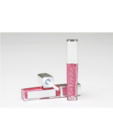 Pure illumination lip gloss - .30 oz party girl pink