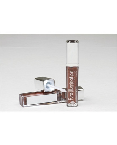 Pure illumination lip gloss - .30 oz brown frost