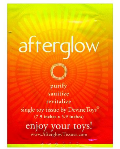 Afterglow Toy Tissue Single Pack